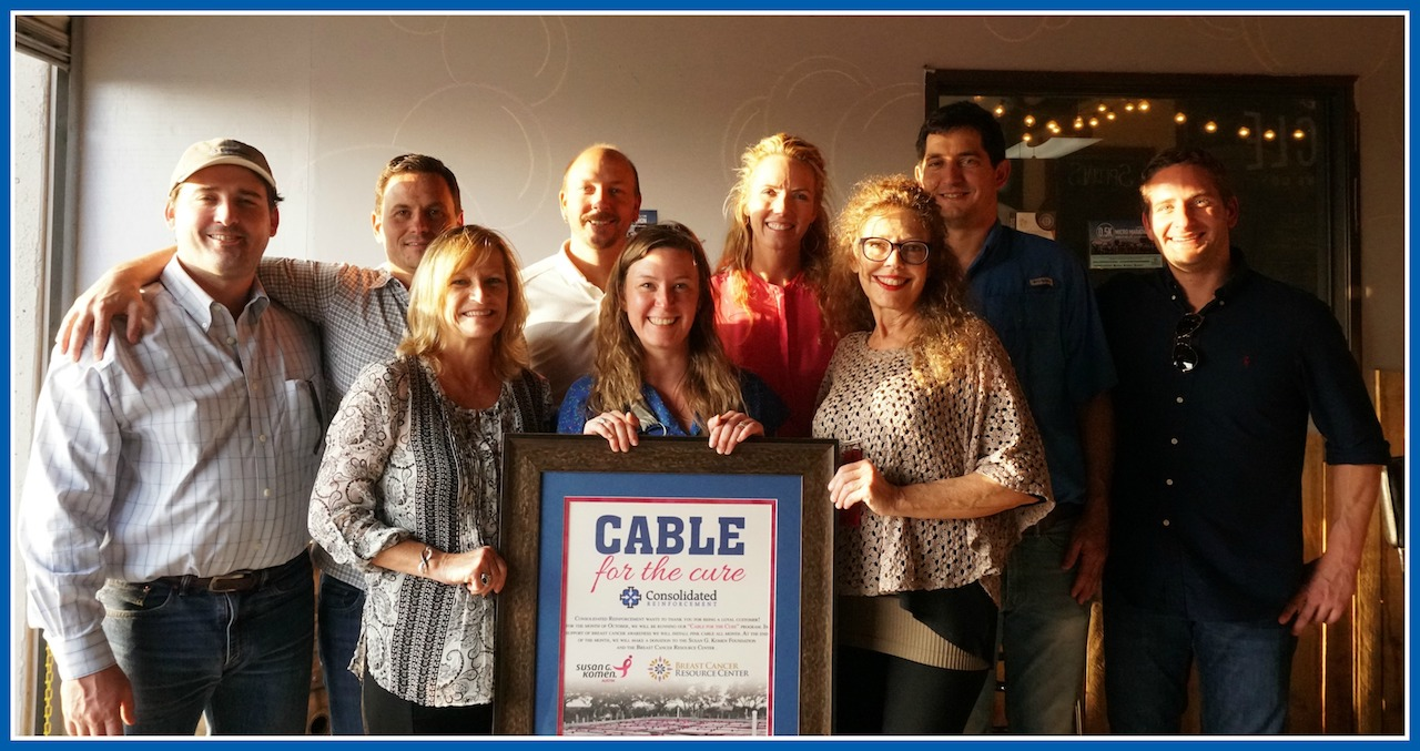 Cable for the Cure 2017